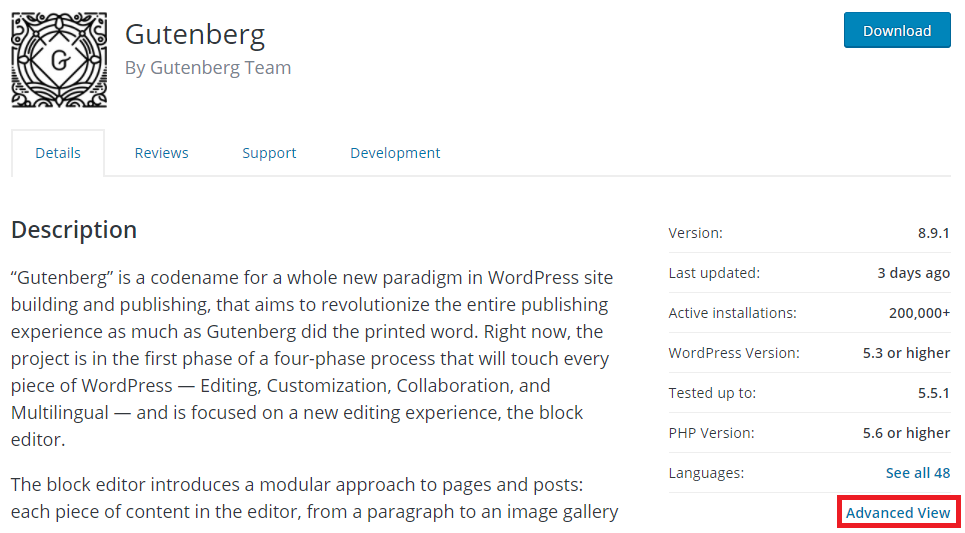 Manually Update Or Downgrade Plugins And Themes With Wordpress 5 5 Kau Boys